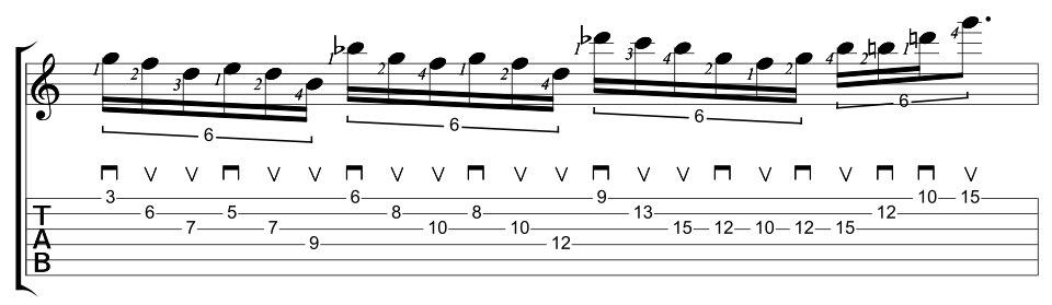 Bluegrass Lick 57