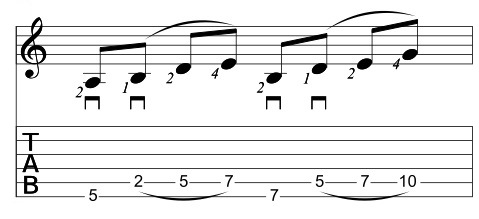 Pentatonic Sequence 3